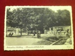 AK Ostseebad Kolberg Strandschloßplatte 1941 - Dahme