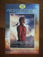 Hunger Games Il Canto Della Rivolta Movie Film Carte Postale - Unclassified