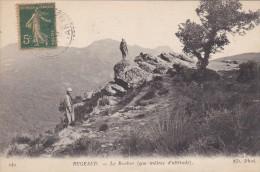 Algérie   : Bugeaud  - Le Rocher (900 Mètres D'Altitude ) - Otras Ciudades