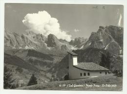 MONTE PANA LE ODLE VAL GARDENA VIAGGIATA FG - Bolzano (Bozen)