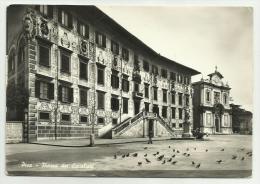 PISA PIAZZA DEI CAVALIERI VIAGGIATA MANCA F.BOLLO FG - Pisa