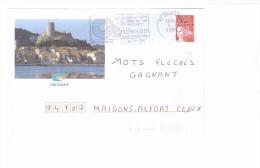 Lettre PAP Pret A Poster 11 Gruissan Aude Obliteration Gruissan N° 907 Lot 508 702 - Prêts-à-poster: Repiquages /Luquet
