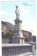 POSTAL    GIBRALTAR  -  MONUMENTO DE LA GUERRA  ( THE WAR MEMORIAL  - MONUMENT COMMÉMORATIF DE GUERRE ) - Gibilterra