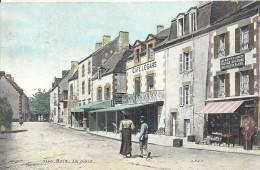 PAYS DE LA LOIRE - 44 - LOIRE ATLANTIQUE - BATZ SUR MER - Carte Pub - Ets Thiebault Importateur De Thé De Chine - Batz-sur-Mer (Bourg De B.)