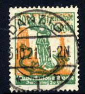 DANZIG 1921 Tuberculosis Week 30 Pf., Postally Used, Expertised.  Michel 90 - Danzig