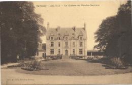 44 SAVENAY       LE  CHATEAU  DE  BLANCHE  COURONNE - Savenay