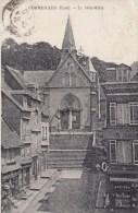 27 EURE - CORMEILLES Le Mont Mirel  ( L'Eglise ) Circulée Timbrée 1921 - Frankreich