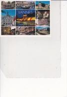 Vannes - Carte Multivues, Ref 1512-435 - Vannes