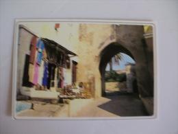Postcard Postal Morocco Tanger La Kasbah Ancien Médina Amrah - Tanger