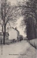 ROUCEUX NEUFCHATEAU Route De Nancy Circulée Timbrée 1907 - Neufchateau