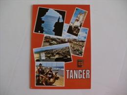 Postcard Postal Morocco Tanger Divers Aspects - Tanger