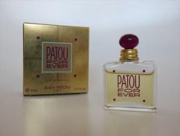 Patou For Ever - Jean Patou - Miniatures Femmes (avec Boite)