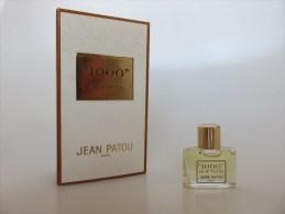 1000 - Jean Patou - Miniatures Modernes (à Partir De 1961)