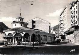 ANDORRA LA VELLA - Vista Parcial, Entree De La Villa Et Avenue Da Mèritxell, Gel.1957, Sondermarke - Andorra