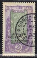 Congo N° 87 Oblitération 28 NOV 1929 - Congo Francese (1891-1960)