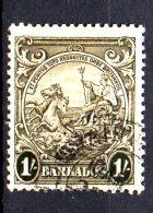Y1068 - BARBADOS , Gibbons N. 255  Usato - Barbades (...-1966)