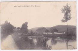 Veuvey-sur-Ouche - Une écluse - Ohne Zuordnung