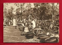PAB-22  La Vie Du Marché. Calendrier Missionnaire 1947. - Cameroon