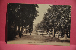MARSEILLE - Boulevard Mérentié - Marseille