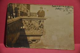 STRASBOURG - Carte Photo - Cathédrale De Strasbourg Plateforme 66m - 12/10/1919 - Strasbourg