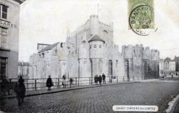Gand. Château Des Comtes - Gent