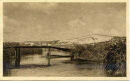 40 - LES LANDES DE GASCOGNE - Le Pont Japonais Sur Le Courant D´Huchet - France
