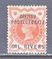 OIL  RIVERS 1  * - Nigeria (...-1960)