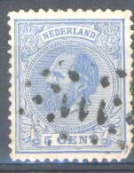 _5y-718: N° 19: Ps: 111: VEGHEL - Periode 1852-1890 (Willem III)