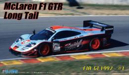 Mac Laren F1 GTR Long Tail 1/24 ( Fujimi ) - Cars