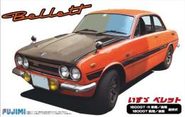 Isuzu Bellett 1600GT-R/1800GT 1/24 ( Fujimi ) - Cars