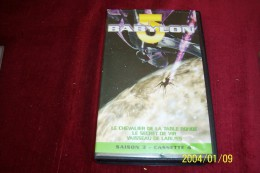 BABYLON 5 ° SAISON 3 CASSETTE 4 - Science-Fiction & Fantasy
