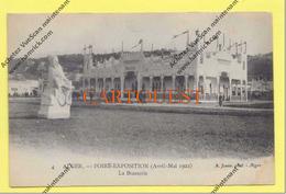 CPA Alger  **  Foire  Exposition 1921  La BRASSERIE Avril Mai 1921 ** Jouve Phot - Algeria