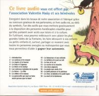 CD AudioVideo : Les Fables De La Fontaine Dits Par Ségolène Bouët Et Daniel Chevalier Assoc. V. Haüy - Enfants & Famille