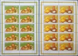 Moldova, 2005, Mi. 511-12, Y&T 442-43, Sc. 490-91, SG 508-09, Europa, Gastronomy, MNH - Moldova