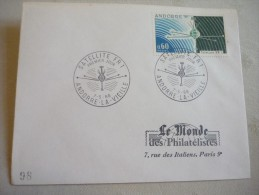 FDC Satellite FR1 7/05/1966 - Lettres & Documents