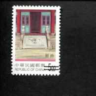 Taiwan Formosa  POSTFRIS MINT NEVER HINGED POSTFRISCH EINWANDFREI Yvert 2396 Specimen Architectuur - 1945-... République De Chine