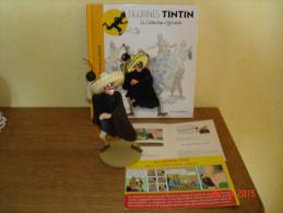 EDITION MOULINSART     LE CAPORAL DIAZ  TERRORISTE MALHEUREUX DANS TINTIN ET L'OREILLE CASSEE - Tintin