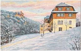 Besitzer E. Glück. Albhotel Traifelberg. 3521 - Allemagne