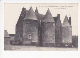 LAVENAY (72-Sarthe) Environs De Pont De Braye, Château De La Chenuère, Ed. Sté. Française De Phototypie, 1930 Environ - Autres Communes