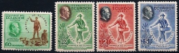 Ecuador/Equateur: Franklin Delano Roosevelt - Celebrità