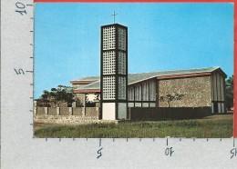 CARTOLINA NV ZAIRE CONGO - KINSHASA - Eglise Christ Roi - Chiesa Cristo Re - 10 X 15 - Kinshasa - Leopoldville