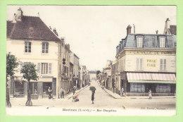 MARINES : Rue Dauphine . Magasin A La Ville De Paris. 2 Scans. Edition Fauter - Marines