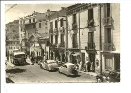 Le Perthus - La Douane Et L'Hostellerie Philippe V Et Route D'Espagne ( Old Timer Autobus ) - Non Classificati