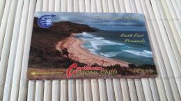 St.Kitts En Nevis 3CSK (Mint,Neuve) Catalogue 80 Euro Very Rare
