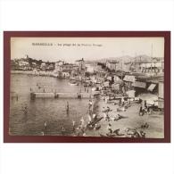 Marseille  La Plage De La Pointe Rouge - Endoume, Roucas, Corniche, Beaches
