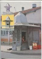 Lisbon Street Kiosks - Porto De Lisboa (Maximum Card) - Architecture