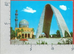 CARTOLINA NV IRAQ - BAGHDAD - Monumento Al Milite Ignoto - 10 X 15 - Iraq