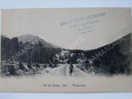 CPA - 2B - CORSE -VIZZAVONA - Grand Hotel - France