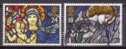 Grossbritannien , 1992 , Mi.Nr. 1421 / 1422 O / Used - 1952-.... (Elisabeth II.)