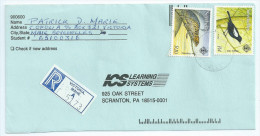 Seychelles Registered Cover To US - Seychelles (1976-...)